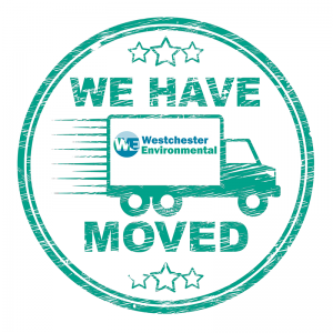 Westchester Environmental Engineering has a new address graphic